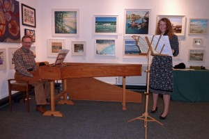 Recorder Concert - Red House Museum